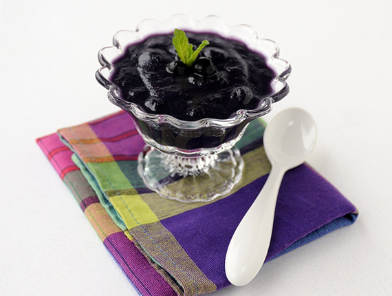 Vignette recette Blueberry cream (PKU)